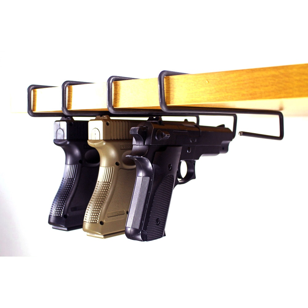 Легкий в использовании Набор вешалок для пистолетов, 4 вешалки для пистолетов