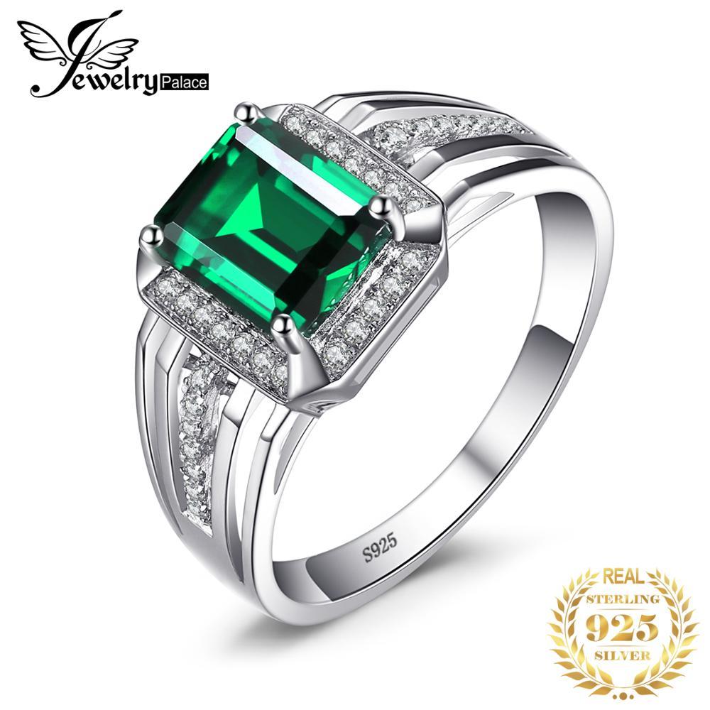 Ювелирное кольцо на свадебный юбилей из стерлингового серебра 925 пробы