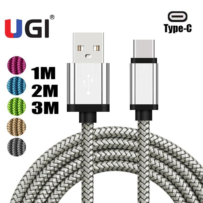 UGI-Cable de carga rápida para Samsung, Cable de carga rápida de 1M,...