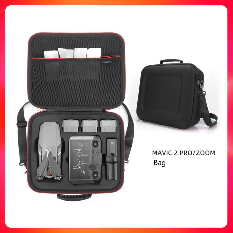 MAVIC 2 PRO Bag Portable Shockproof High Capacity Carrying Case for DJI Mavic Pro Accessories  Travel Shoulder Bag