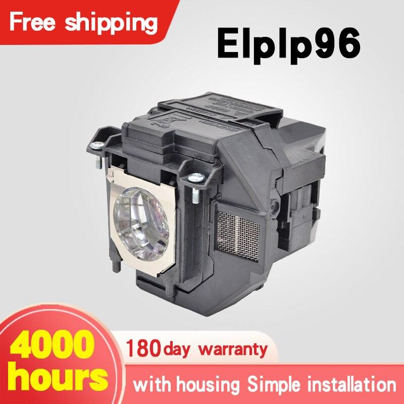 Модуль лампы проектора для ELPLP96 Для E pson EB-W05/EB-W39/EB-W42/EH-TW5600/EH-TW650/EX3260/EX5260/EX9210/EX9220