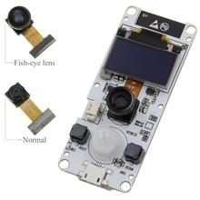 TTGO H295 T-Camera Camera Module WROVER with PSRAM camera module OV2640 0.96OlED smart home development board