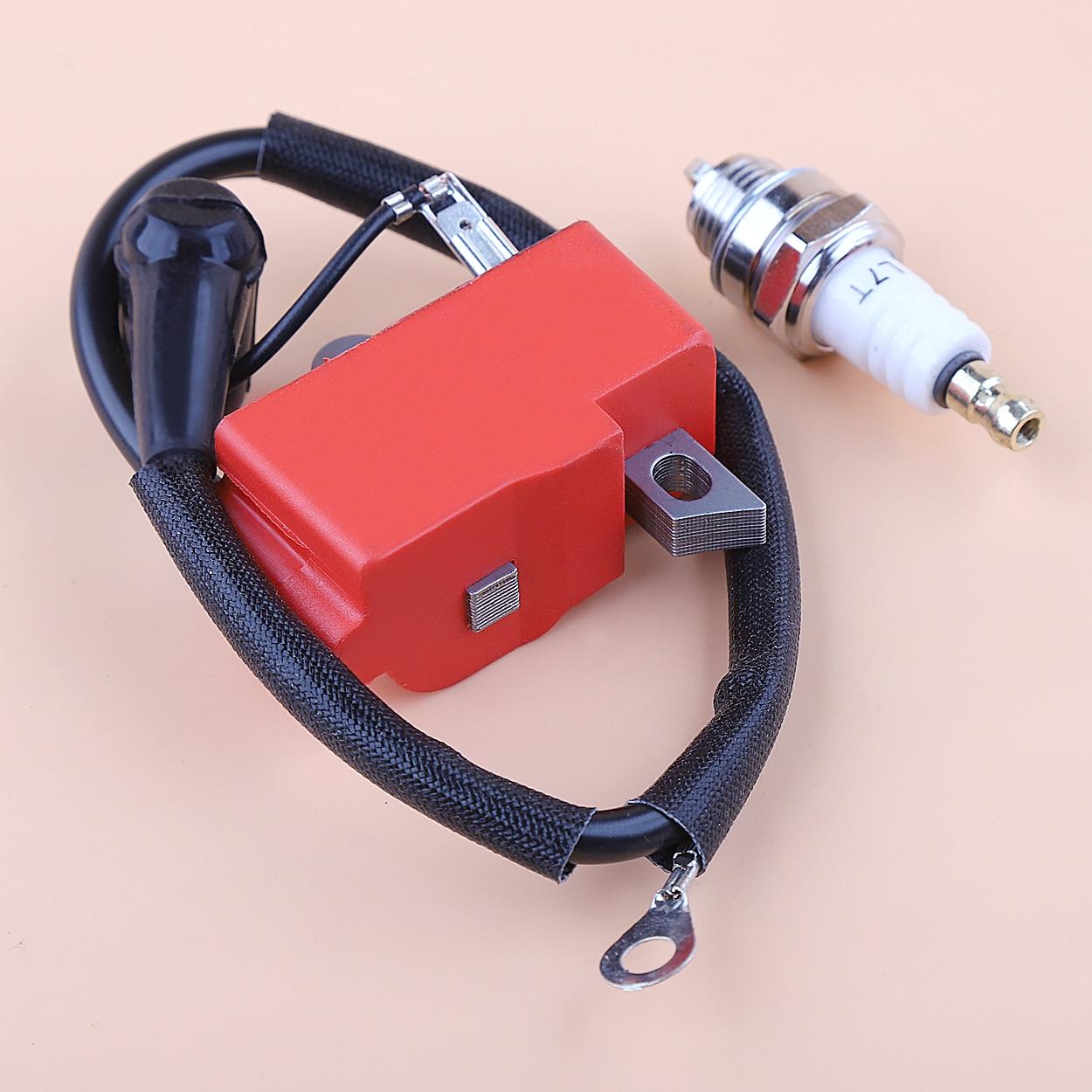 Bobina de Ignição Vela de Ignição Kit para Dolmar Ps-5000 Ps-5105 Viu 181143204 Ps-460 Ps-500 Ps-510 Ps-5100s Ps-4600s