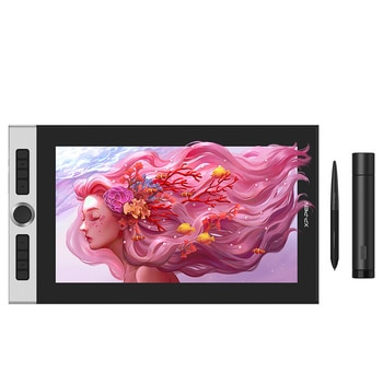 Xp-Pen Innovator 16.15.6 Inch Graphic Tablet Graphic Display Tekentafel Monitor 88% Ntsc With A Battery-Free Stylus Tilt