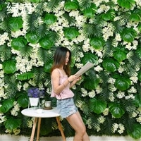 b life artificial grass fake grass mat thick synthetic turf rug indoor outdoor garden lawn landscape decoration plants wall