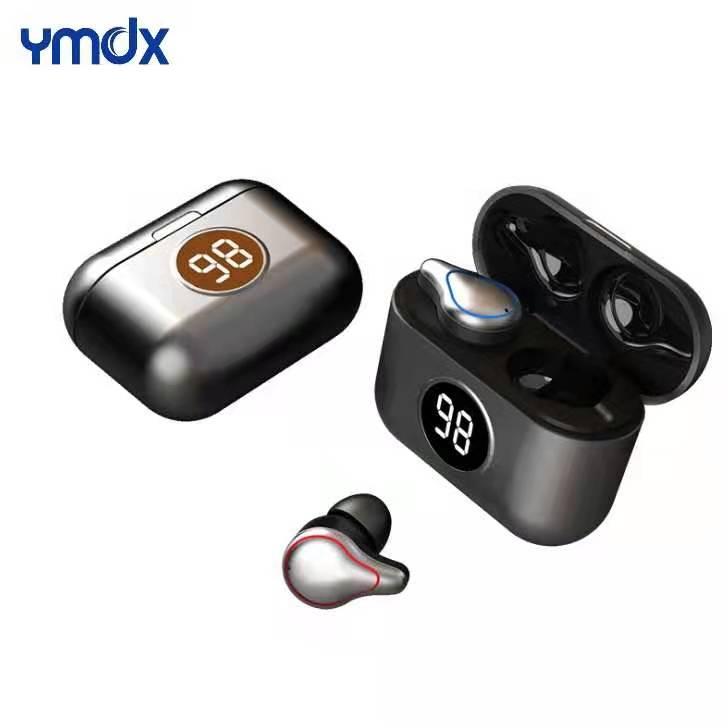 YMDX SE-16 Mini TWS In Ear Earphone Wireless Bluetooth Earbuds Waterproof Sport HiFi Bass Stereo Noi