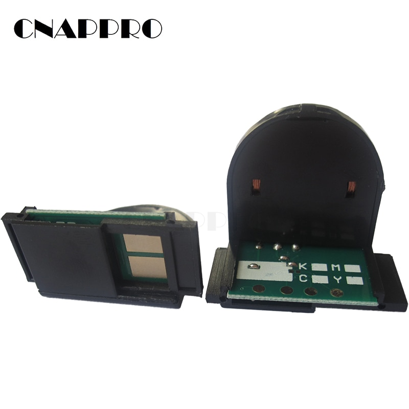 4 Pçs/lote Compatível Epson C2800 C13S051160 Chip Do Cartucho de Recarga de Toner C13S051161 C2800-H C-2800 AcuLase C13S051159 C13S051158