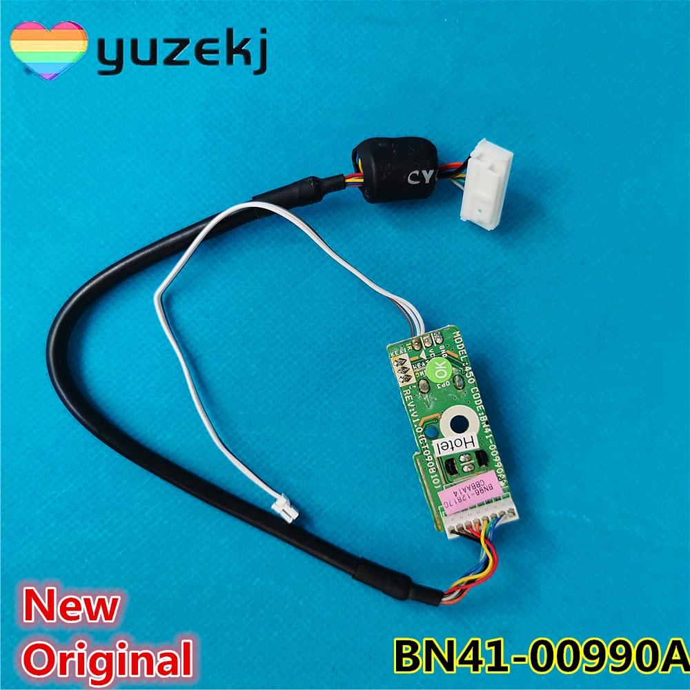 new and original for tv bn40 00331b 180222 sensor New Original IR Remote control sensor Board BN41-00990A For LE32B450C4W LE32B530P7W LE40A457C1D LE40B530P7W LE46B530P7W TV