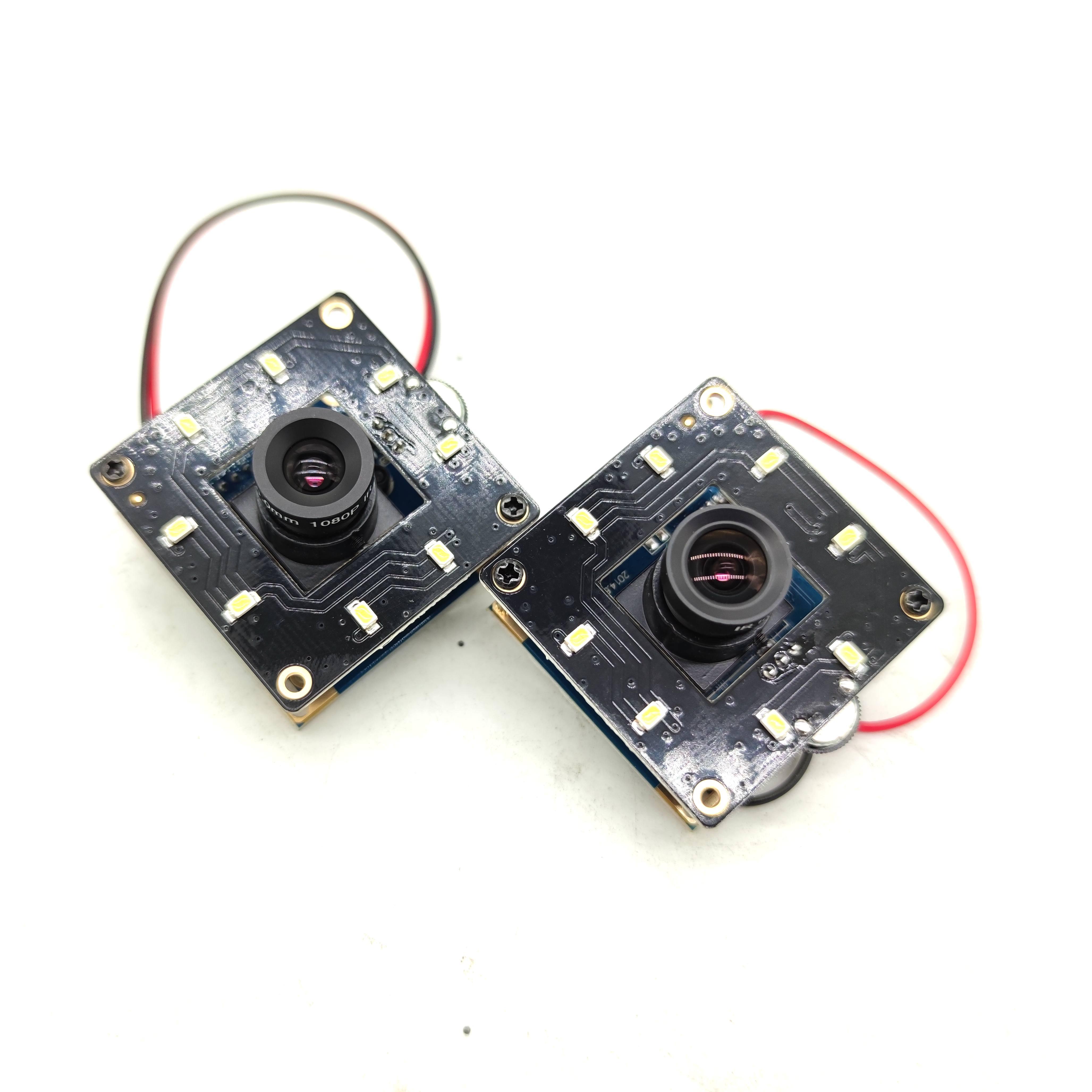 LED OpenPnP USB واجهة 1.0MP 720P الرؤية كاميرا وحدة 3.6/6 مللي متر البعد البؤري USB100W