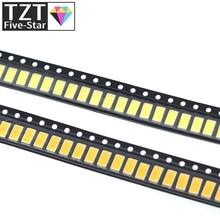200pcs 5630/5730-CW/WW 0.5W-150Ma 50-55lm 6500K 백색광 SMD 5730 5630 LED 5730 다이오드 (3.2 ~ 3.4V)