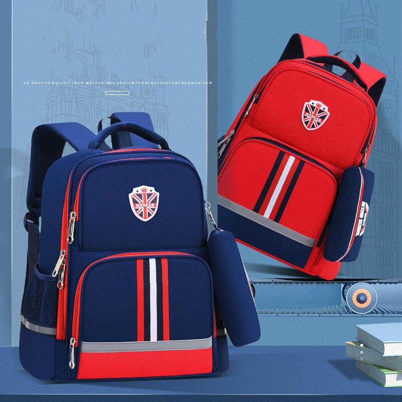 Children School Bags For Boys girls Orthopedic Cartoon Backpacks schoolbags kds Schoolbags kids satchel mochila escolar