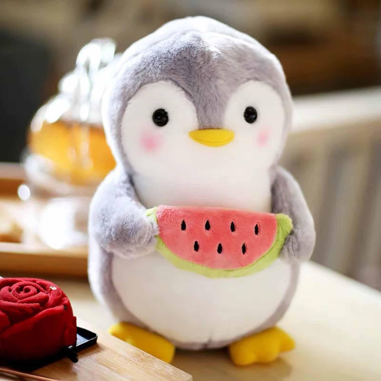 printio поцелуи Новые милые и теплые поцелуи Kawaii Пингвин спящие поцелуи поп поцелуи животные поцелуи для детей подарки на день рождения