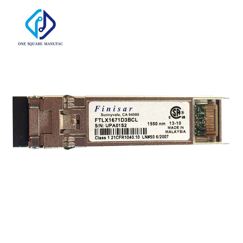 Finisar FTLX1671D3BCL 10G-40km-1550nm-SFP + الألياف الوحدات البصرية