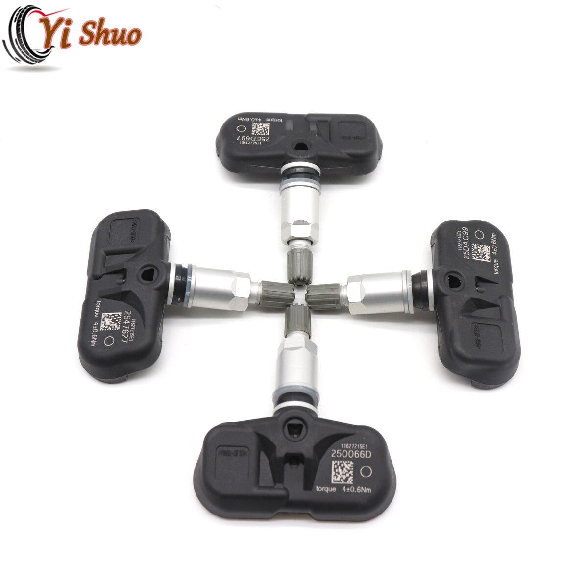 Sistema de supervisión de presión de neumáticos XUAN 550-0103 TPMS, Sensor para Toyota Avalon, Corolla Highlander Land Cruiser Matrix Lexus RX450h