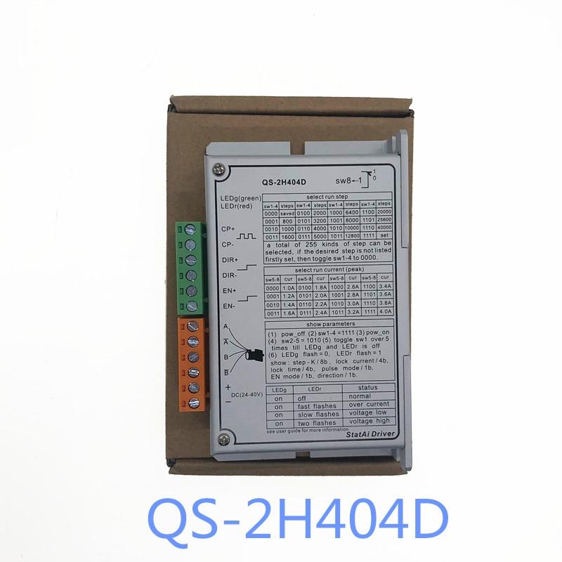 Nuevo Original, controlador paso a paso preciso, MS-2H057M, actualizado a QS-2H404D, de alta calidad