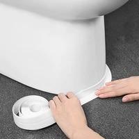 pvc waterproof wall sticker self adhesive sink stove crack strip kitchen bathroom bathtub corner sealant tape waterproof