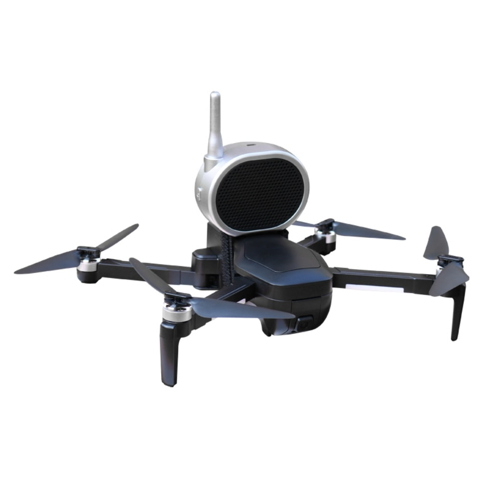 Drone Speaker Megaphone for Drone camera Aerial Broadcasting With A Loudspeaker 1200m Control Distance For to most GPS UAVs Hot enlarge