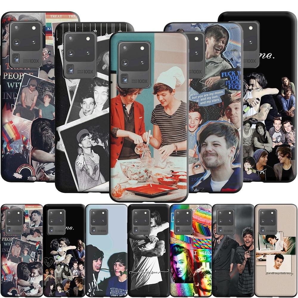 Larry Stylinson pour Samsung Galaxy A10 A20 A20E A21S A30 A30S A40 A50 A50S A51 A60 A70 A70S A71 A81 A91