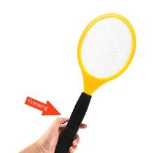 1/2/4 Stuks Zomer Hot Draadloze Batterij Power Elektrische Fly Mosquito Swatter Bug Zapper Racket Insecten Killer thuis Bug Zappers
