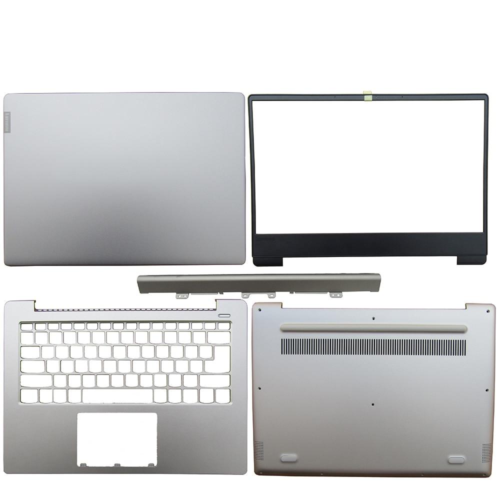 جديد وأصلي لينوفو 7000-14 330s-14 Ideapad 330S-14IKB مفصلات شل LCD الغطاء الخلفي الحافة Palmrest أسفل قاعدة غطاء الإسكان