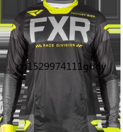 FXR venta al por mayor de motos de carreras para cambio de motos de carreras, MX, camisetas de bicicleta de montaña BMX