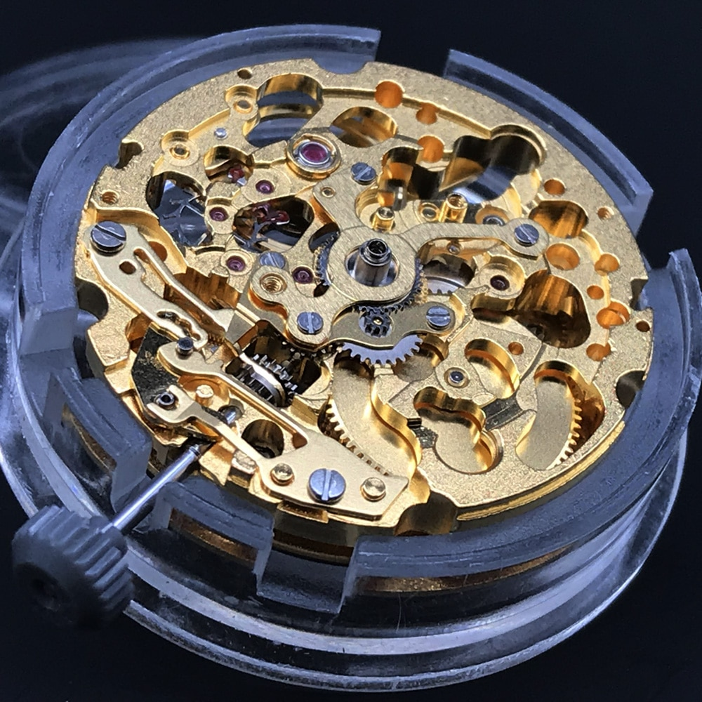 MIYOTA Mechanical Movement Japan Golden 8N24 Geninue Parts for Luxury Brand Watch Top Quality Watch Replacements enlarge
