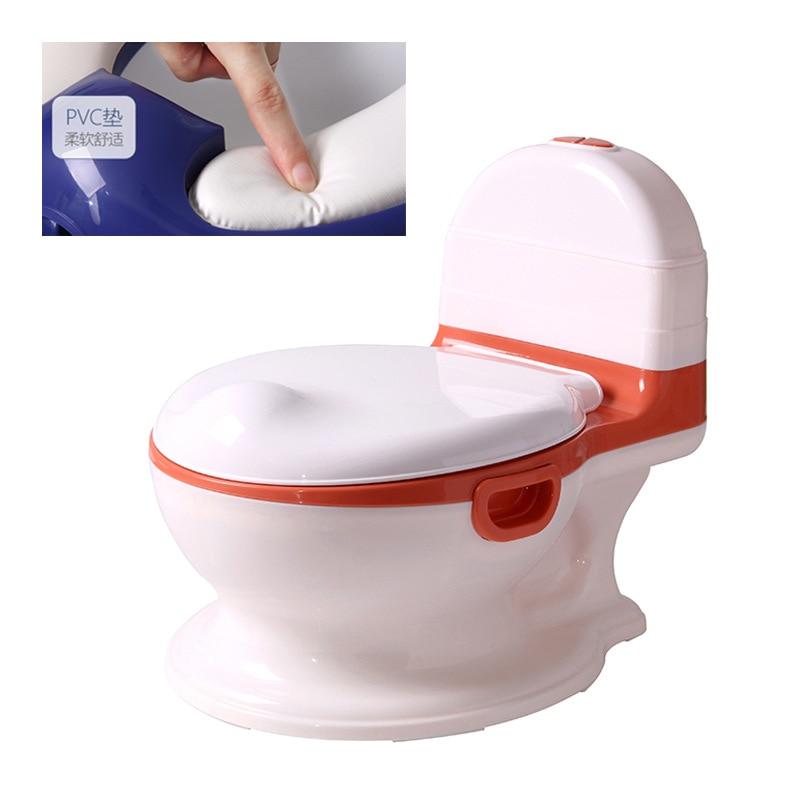 Large Toilet Baby Toilet Baby Simulation Toilet Urinal Child Infant Potty Portable Toilet enlarge