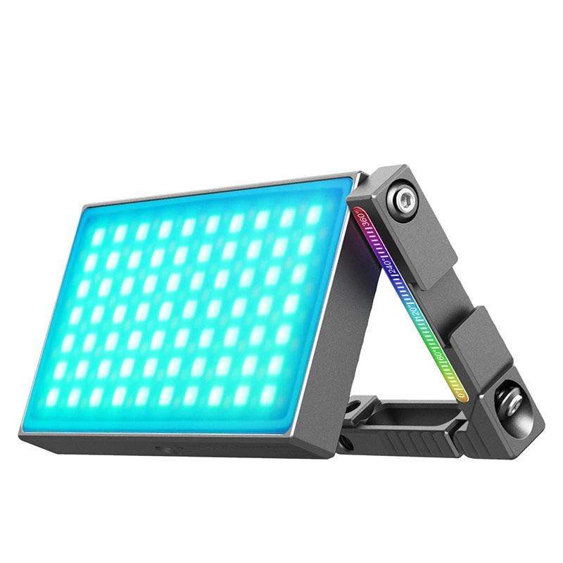 VIJIM R70 portable full-color RGB SLR as the fill light micro single camera photograph Vlog lighting lamps enlarge