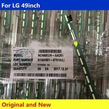 "40 قطعة LG 49LF5400-CA NC490EUN قطاع MAK63267301 LG49 ""FHD L + R LC490EUE NC490EUE HC490EUE MAK63267301"