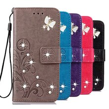 Flower Wallet Phone Case for Nokia 1 Plus 2 2.1 2.2 9 Pure View 8.1 Plus 8 Sirocco X71 X7 7.2 7.1 7 Plus Fundas Cases Back Cover