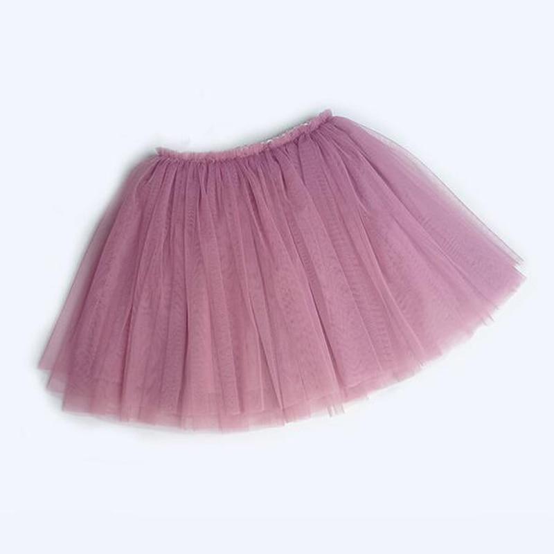 Faldas para niñas, bonito tutú de princesa, faldas para niños de 1 a 12 años, ropa de primavera y verano, faldas cortas de encaje de 11 colores, Ropa de baile