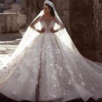 real photos big ball gown wedding dresses hot lace wedding dresses mariage bridal gowns vestido de noiva vintage bridal dresses
