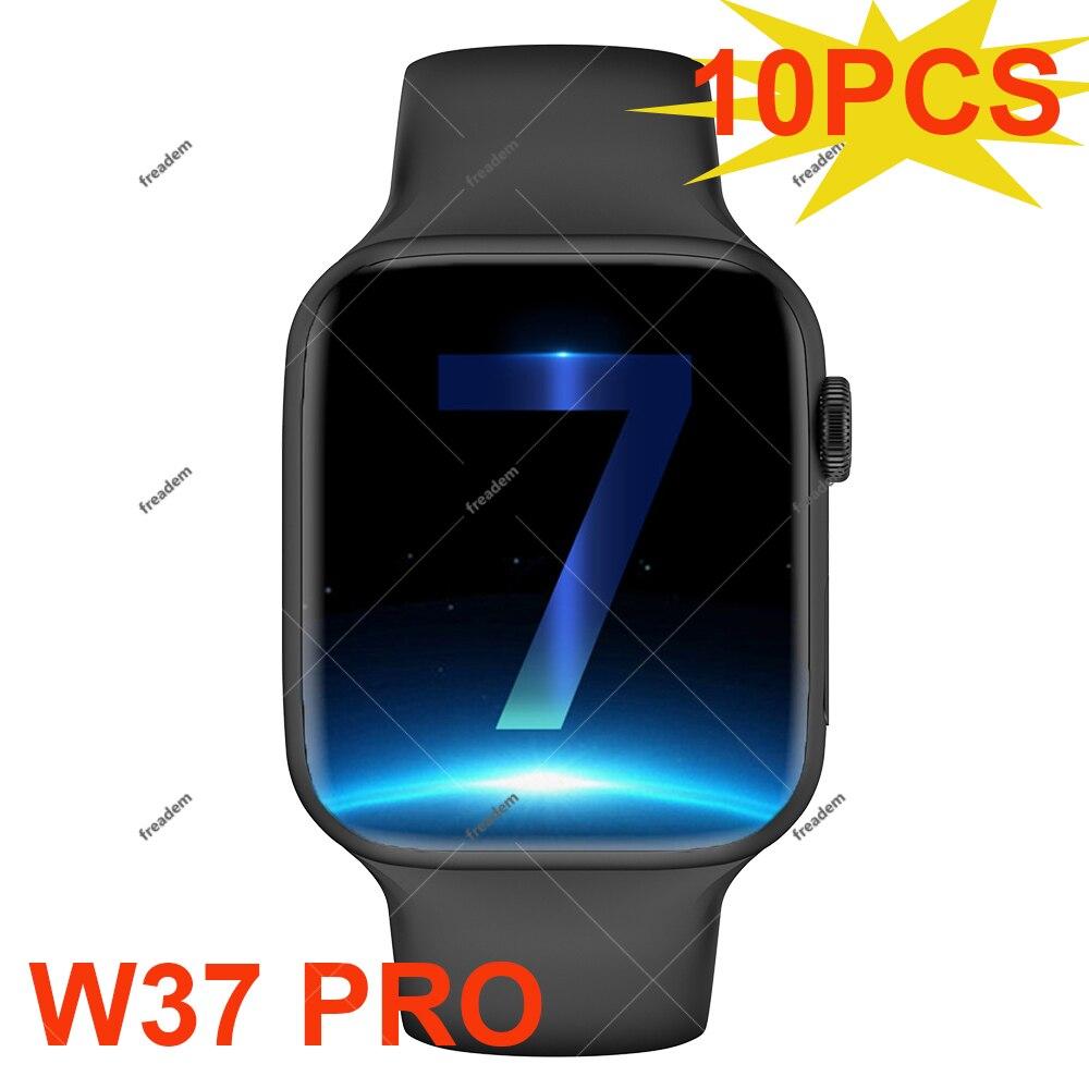 10PCS W37 PRO Smart Watch