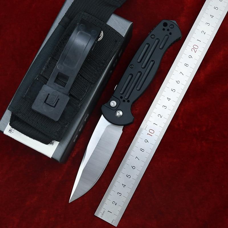 LEMIFSHE 9051 سكين للفرد 154 سنتيمتر شفرة مقبض ألمونيوم في الهواء الطلق التخييم بقاء المطبخ الفاكهة EDC متعددة الوظائف