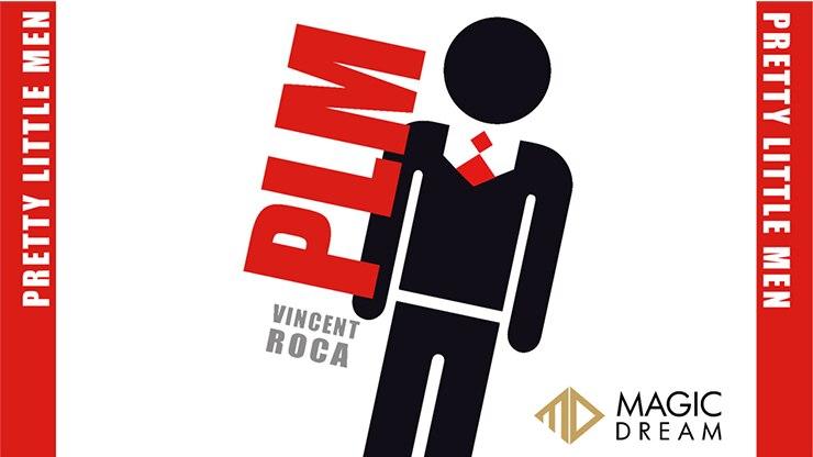 2019 PLM (Pretty Little Men) de las instrucciones mágicas de Vicent Roca