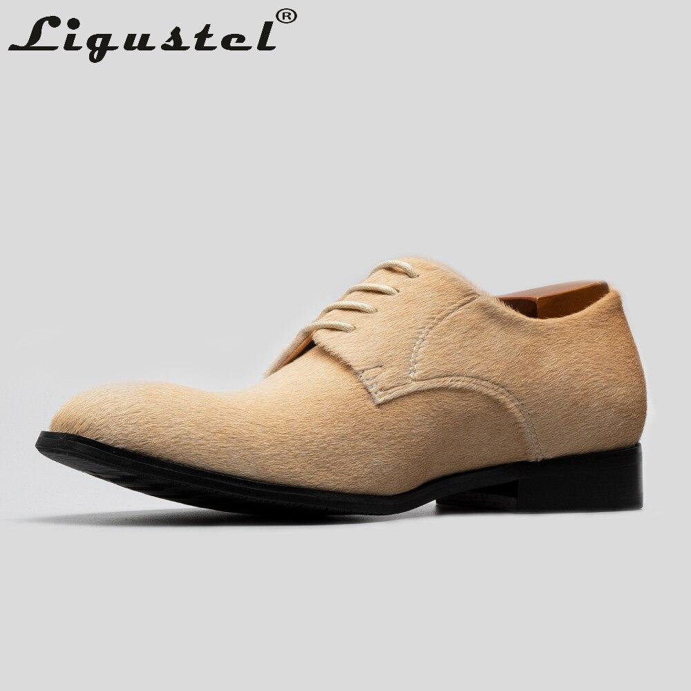Ligustel-أحذية رجالية باللون الأحمر والبيج ، أحذية رياضية مصممة ، أحذية حفلات الزفاف ، صناعة يدوية ، مخصصة