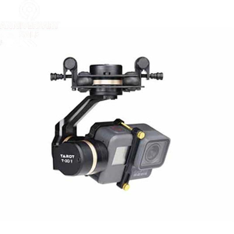 Tarot TL3T05-كاميرا رياضية ، 3 محاور ، بدون فرش ، لـ Gopro 3DIV ، معدن ، Gimbal ، PTZ ، Hero 5 FPV ، نظام الحركة ، 16%