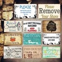 Plaques decoratives pour salle de bain  autocollants muraux pour la maison  decor dart MN69
