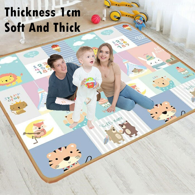 Thickness 1cm Kids Rug Developing Mat Eva Foam Baby Play Mat Toys for Children Mat Playmat Puzzles Carpets In The Nursery Play non slip play mat baby rug for kids carpet playmat crawling mat developing eva foam mat carpet in the nursery childrens game pad