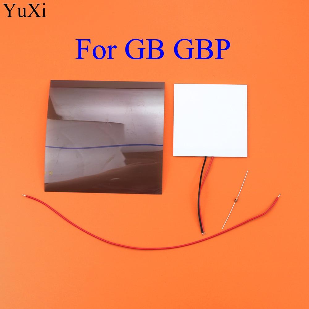 YuXi DIY Bivert PCB Module For Nintendo GameBoy DMG-01 For GB GBP Console Backlight Invert Hex Mod Polarizer Film