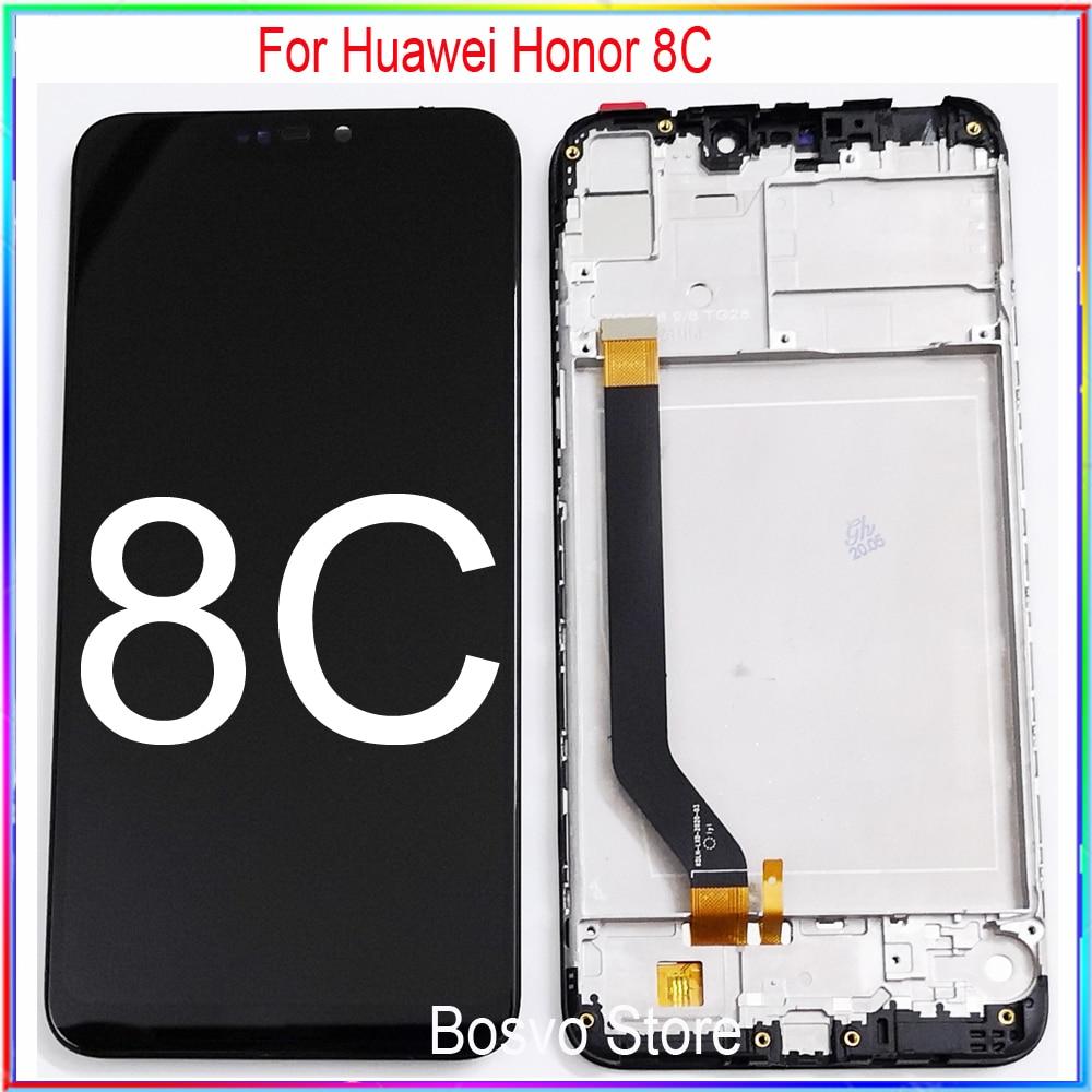 شاشة LCD تعمل باللمس لهاتف Huawei Honor 8C