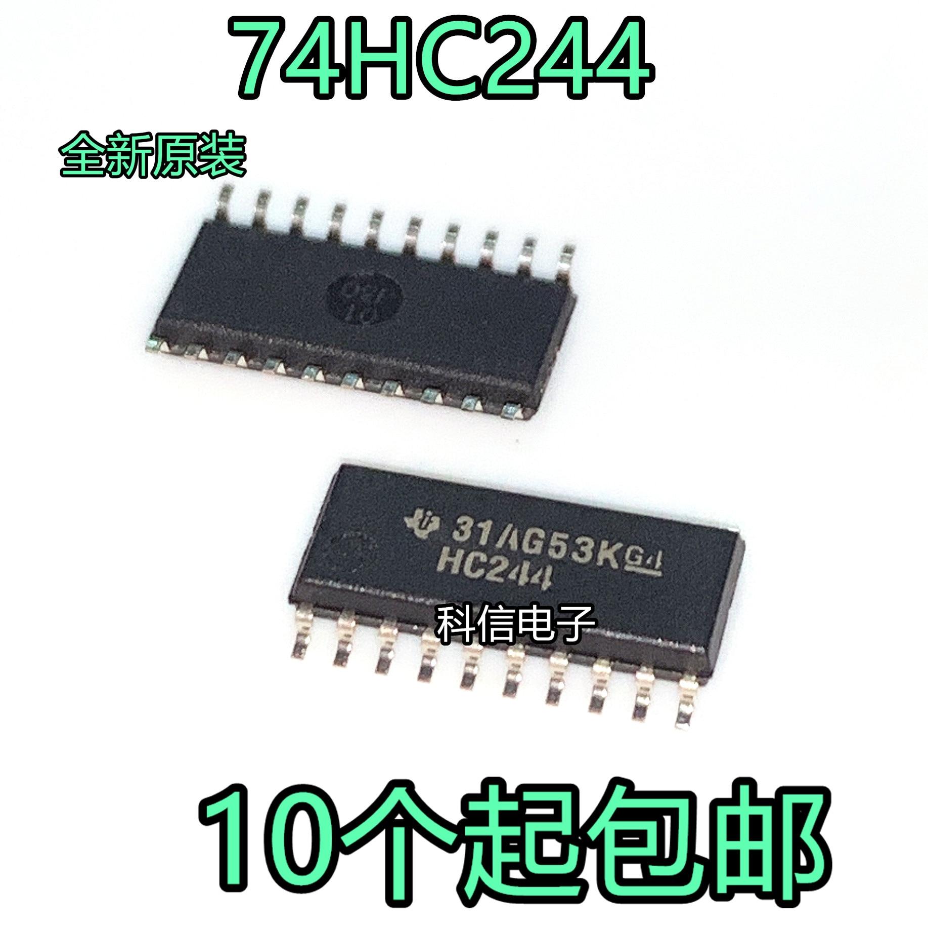 Gratis Verzending 5.2Mm SN74HC244NSR SOP20 HC244 10Pcs