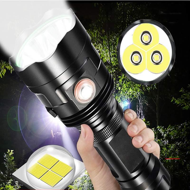 XANES P70 T3U XHP70 LED 5 Modi USB Aufladbare Wasserdichte LED Taschenlampe 18650 26650 Laterne Lampe Scheinwerfer Camping Taschenlampe