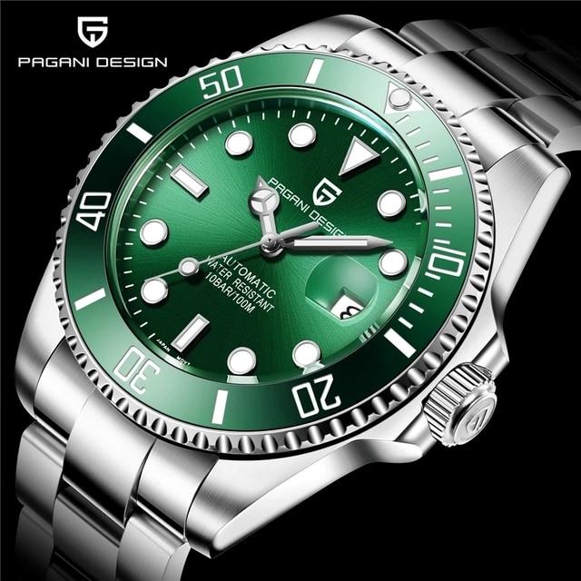 PAGANI DESIGN Mechanical Wristwatch