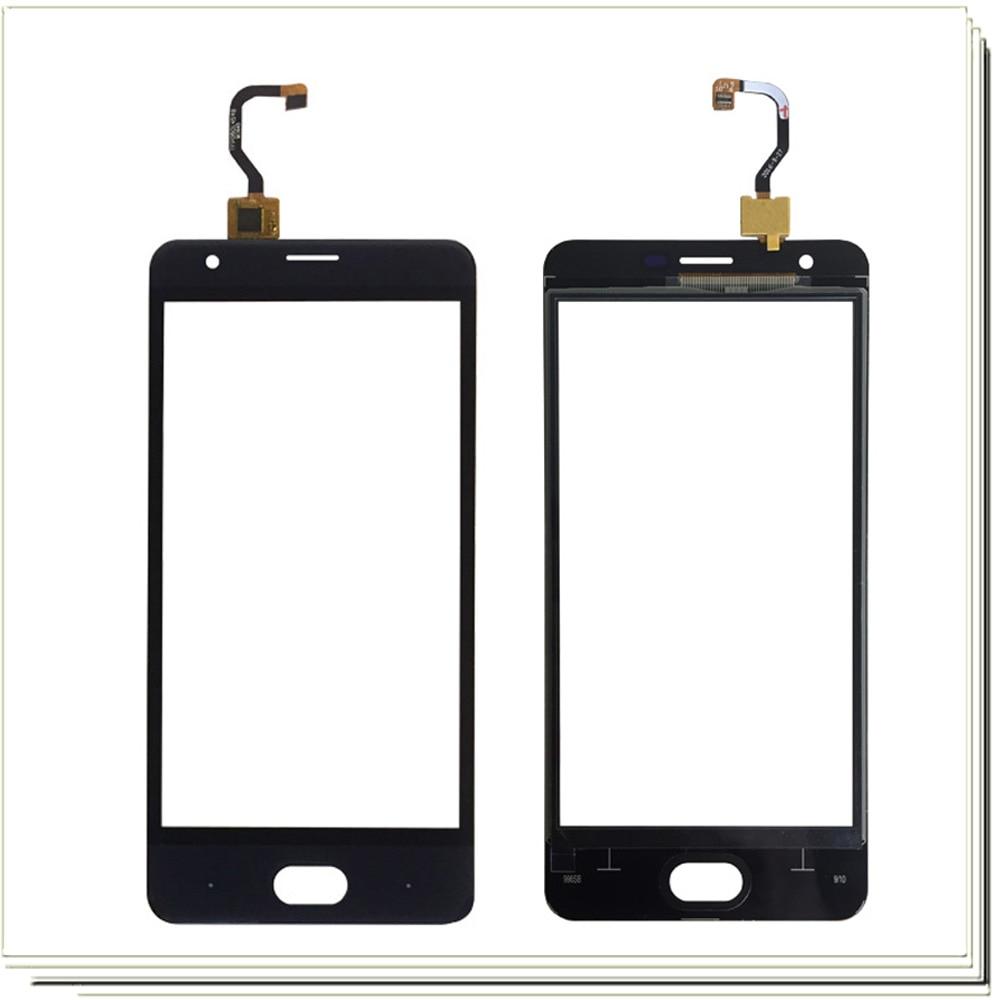 Мобильный телефон сенсорное Переднее стекло для Ulefone U008 Pro Сенсорный экран дигитайзер панель Стекло без ЖК-дисплея