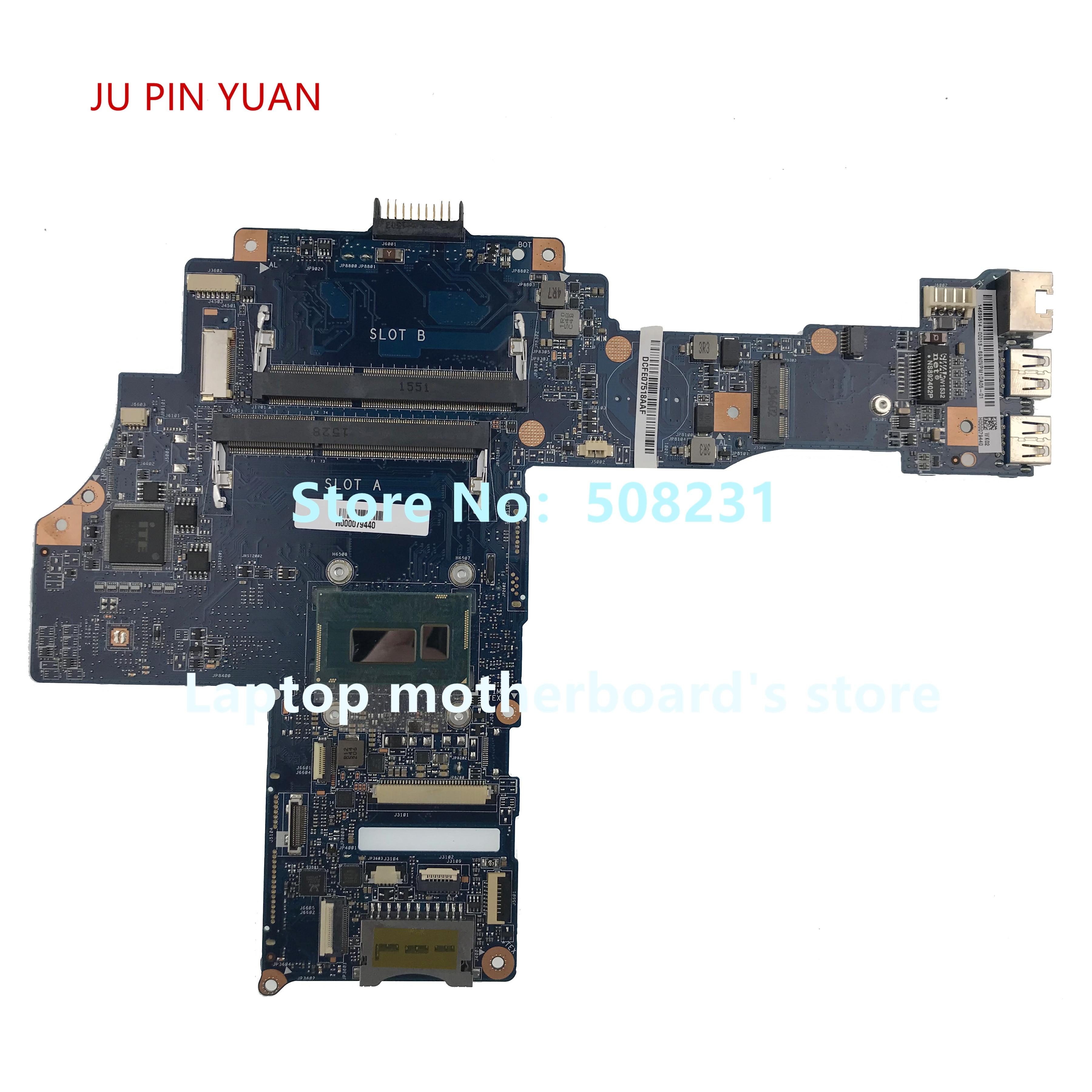 Placa Base H000079440 Para Ordenador Portátil Toshiba, E45T-B4200 satélite, E45-B Con i5-4210U...