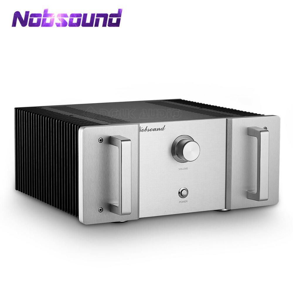 Nobsound-مضخم طاقة استريو عالي الجودة hd219 ، MOEFET Pure Class A ، 24W * 2