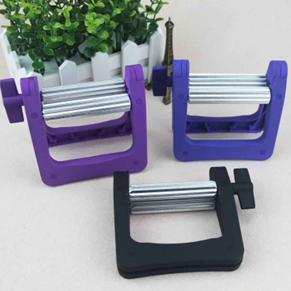 Ручная зубная паста, сдавливатель, Высококачественная зубная паста, аппарат для выдавливания, металлическая зубная паста, экструдер, очища...