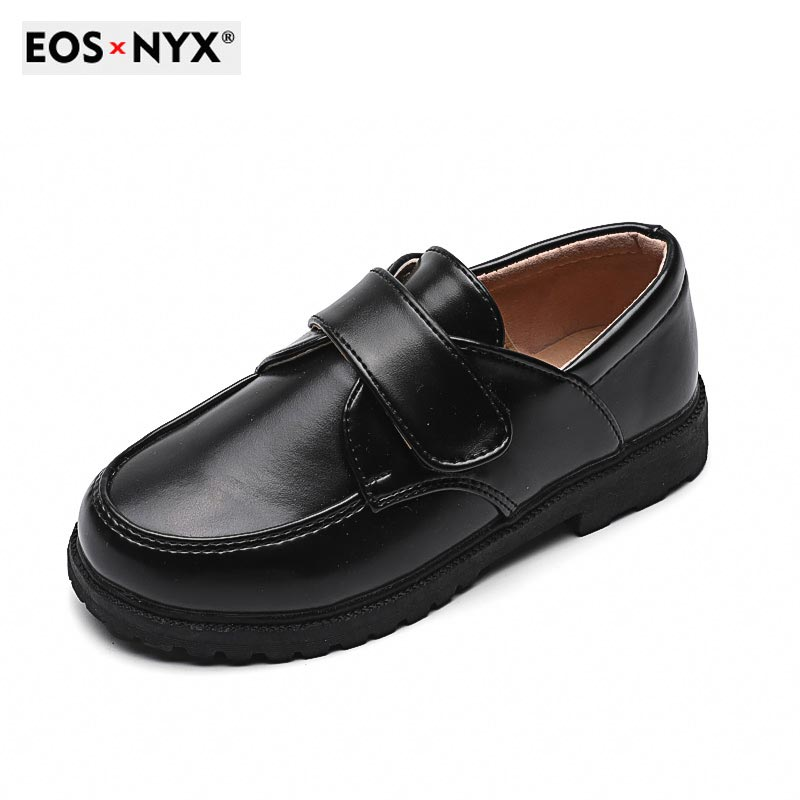 EOSNYX 2021 New Summer Flat Girls Loafers Children's Spring Non-Slip Kids Sweet Retro Soft Casual Sc