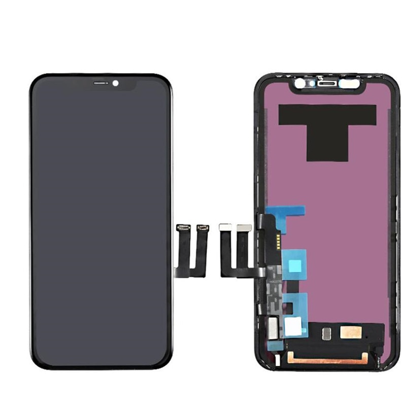 YWEWBJH Grade AAA+++ For iPhone 11 LCD Display With 3D Touch Screen Digitizer Assembly Replacement For iPhone11 Parts With Gift enlarge